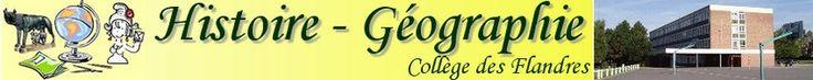 http://collegedesflandres.etab.ac-lille.fr/histgeo/telechargcartHG.htm les grandes périodes de l'histoire, cartes