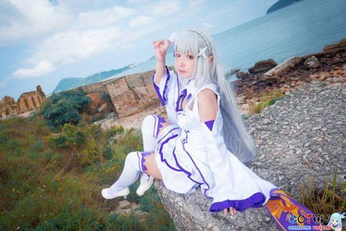 Ngất ngây với Copslay Re: Zero Kara Hajimeru Isekai Seikatsu | Cotvn.Net