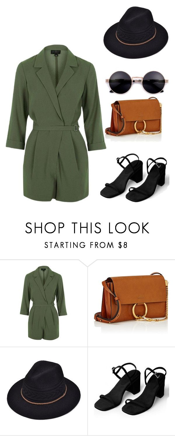 Summer rompers #4 by impavidgirl on Polyvore featuring Chloé