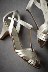 Mother of the bride Heels | Shop Vintage Inspired Bridal Heels | BHLDN