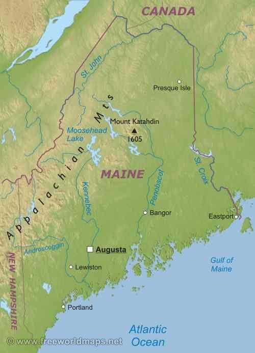 Мэн штат : флаг штата Мэн Мэн (англ. Maine) — штат на северо-востоке США, является частью Новой Англии. Население 1,27 млн. человек (40-е место среди штатов США; данные 2000 г.). Столица — Огаста, крупнейший город — Портленд.