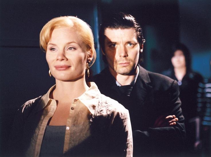Finnish movie: Lights in the Dusk. Many Finnish movies are so dark......