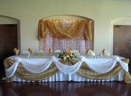 image result for 50th wedding anniversary party decoration ideas