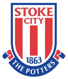 Stoke City FC.svg  See all Premier League clubs' social media profiles in the keebits App.   Get the app on www.keebits.com