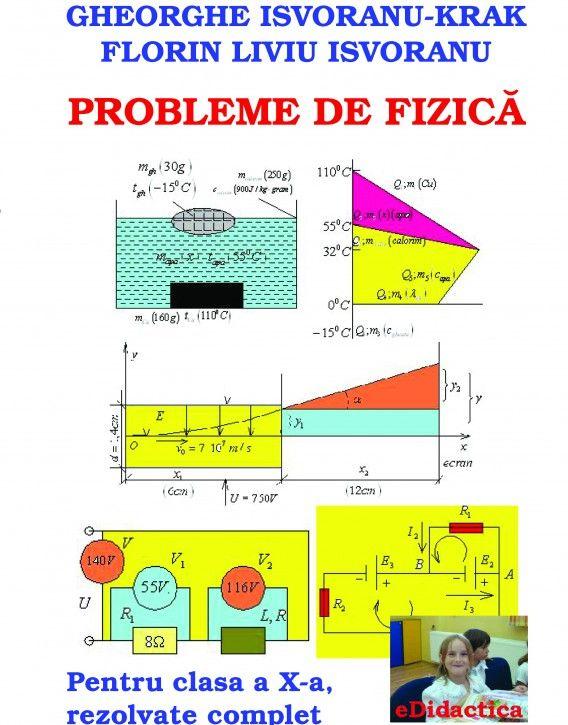 Probleme Fizica Clasa A X A