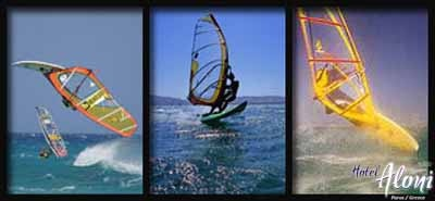 Activities on Paros Island