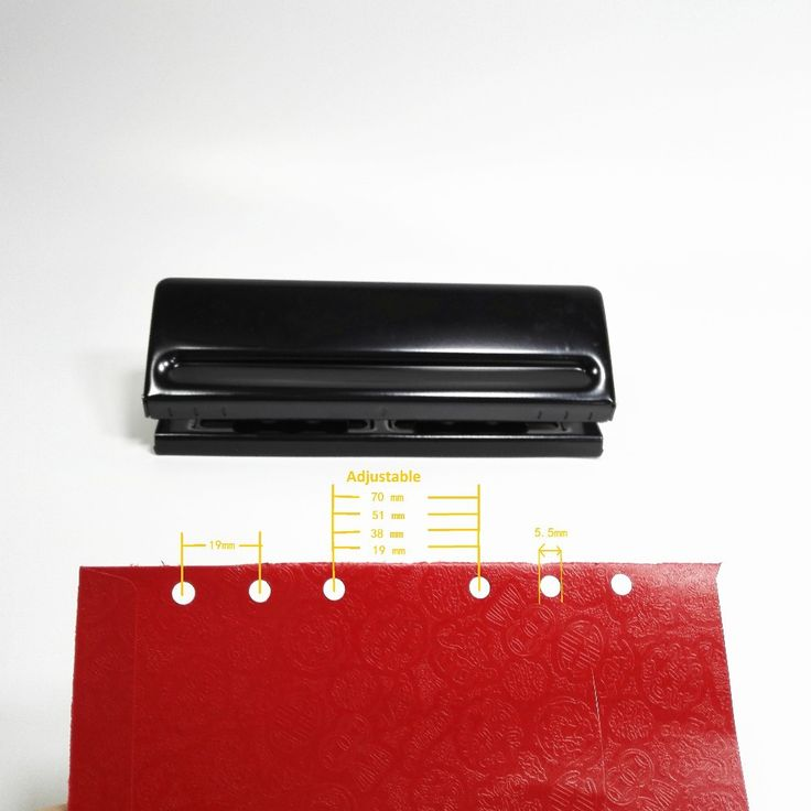 Adjustable 6 Hole Punch 6 holes punch loose leaf emperorship 9170 adjustable diy punch perfurador de papel perforadora locher-inBinding Combs & Spines from Office & School Supplies on Aliexpress.com | Alibaba Group