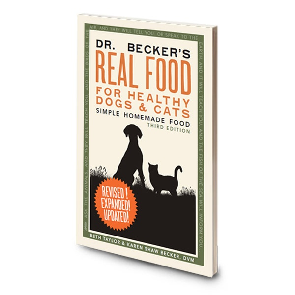 Dr Becker Real Food For Healthy Pets