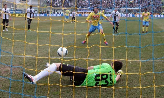 Parma - Napoli 1-2 #26agiornata