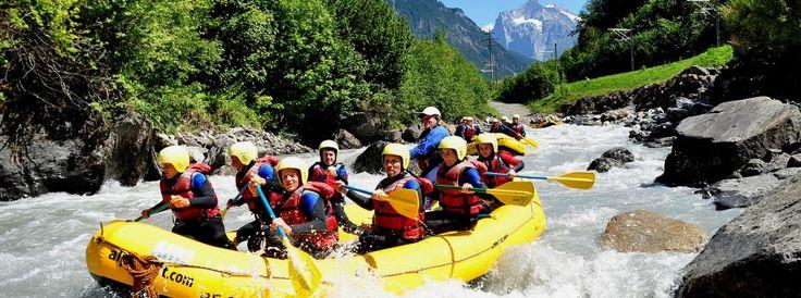 Alpin Raft - Interlaken, Switzerland