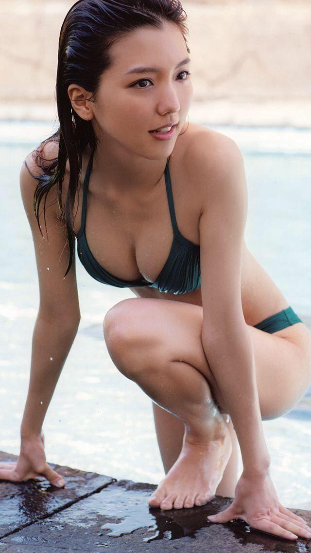 Erina Mano Bikini Hot Pinterest Asian Swimsuits And