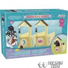 Horseland - Grajd cu accesorii