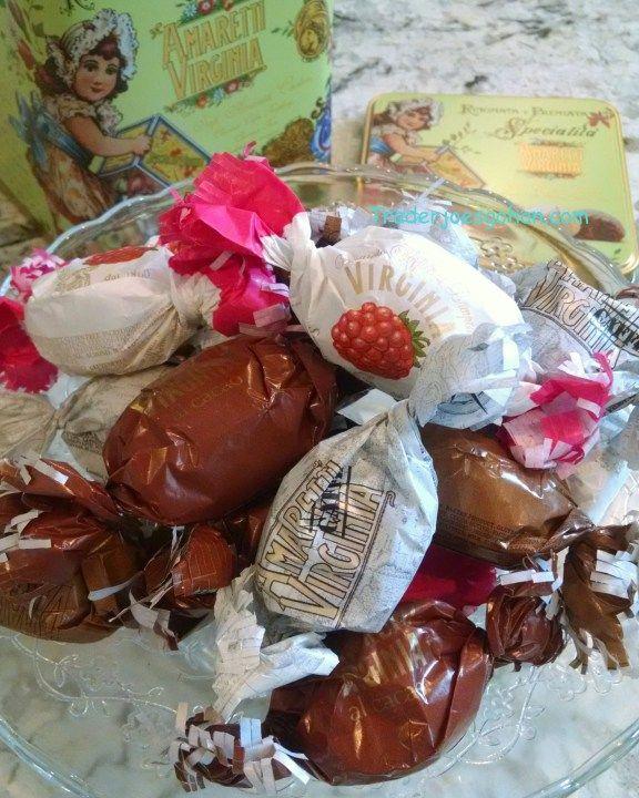 Trader Joe's Amaretti Virginia Soft Amaretti Cookies 10.58oz/300g $9.99 トレーダージョーズ アマレッティ バージニア  ソフト アマレッティ クッキー