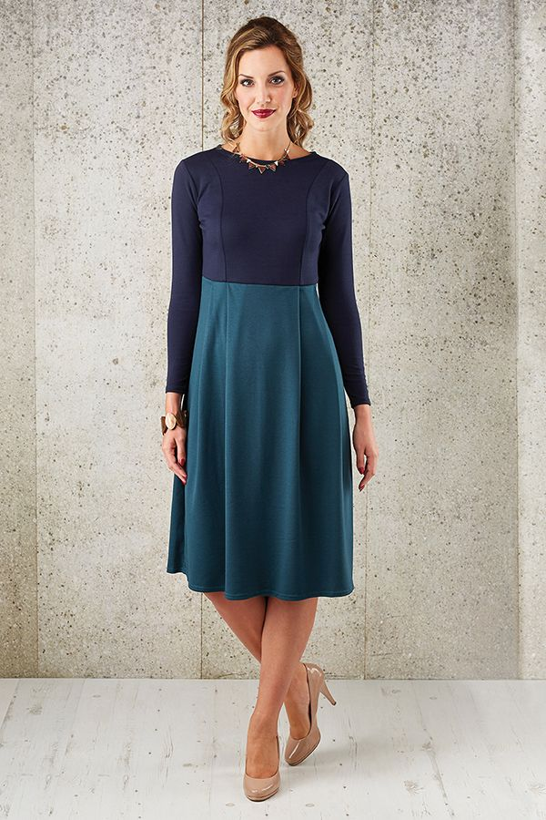 Jade Dress Sewing pattern