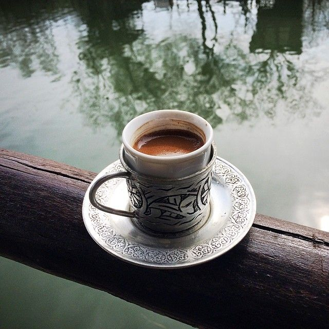 Türk Kahvesi / Turkish Coffee