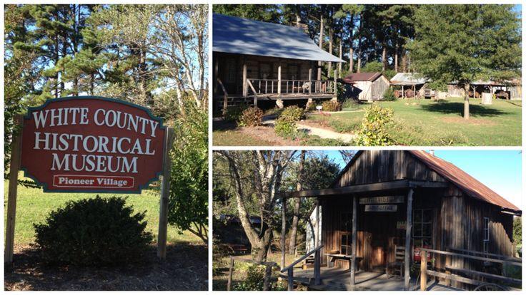 Pioneer Village - Searcy, Arkansas