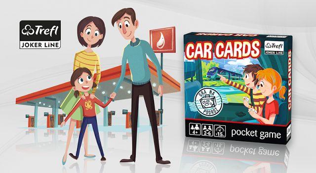 Blog na wolny czas: Car Cards i wygrasz z nudą! - informacja prasowa wydawnictwa…