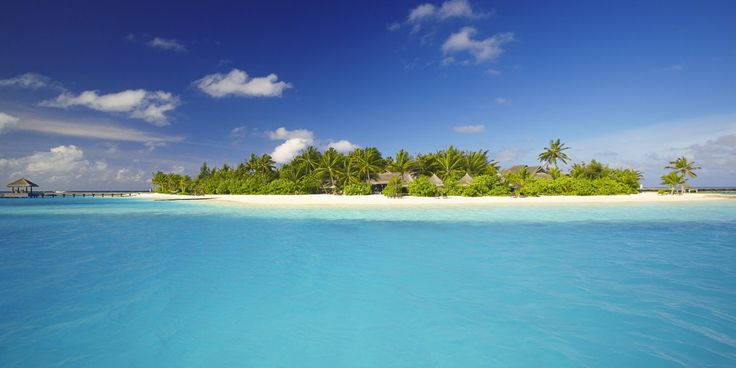 Naladhu Maldives is a quintessential island hideaway in the Maldives' South Male Atoll. #Jetsetter
