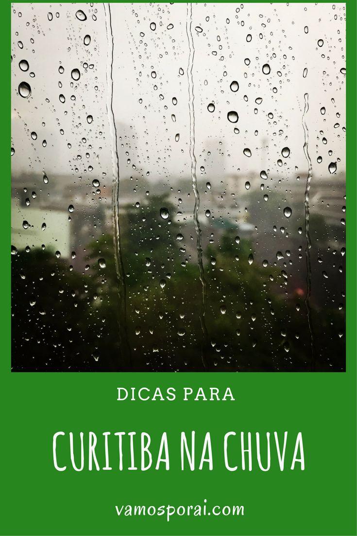 Viagem marcada para Curitiba? Então tenha em mãos um roteiro alternativo para caso de chuva na cidade. Visitamos o Museu Oscar Niemeyer, o Museu do Automóvel, a Rua 24 horas e muito mais.