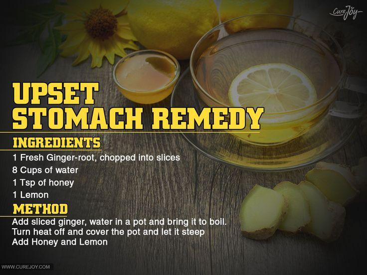 Natural Remedies Upset Stomach Pregnancy