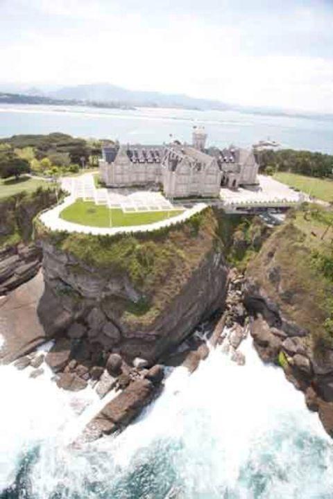 Palacio de la Magdalena en Santander  #Cantabria #Spain
