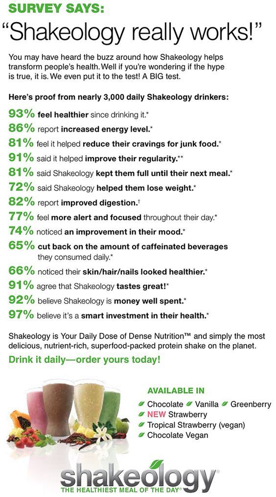 Shakeology really works! About 3,000 Shakeology responded and agree that Shakeology is worth your money! Check out the following Shakeology benefits for yourself here: http://www.onesteptoweightloss.com/shakeology-results #ShakeologyResults #ShakeologyReviews #WeightLoss