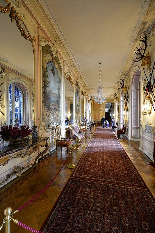 Pszczyna Castle Interior, Poland