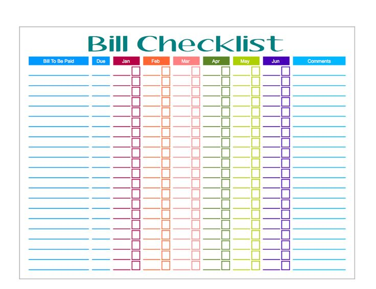 Best 25+ Bill pay ideas on Pinterest Organize bills, Bill binder - Bill Organizer