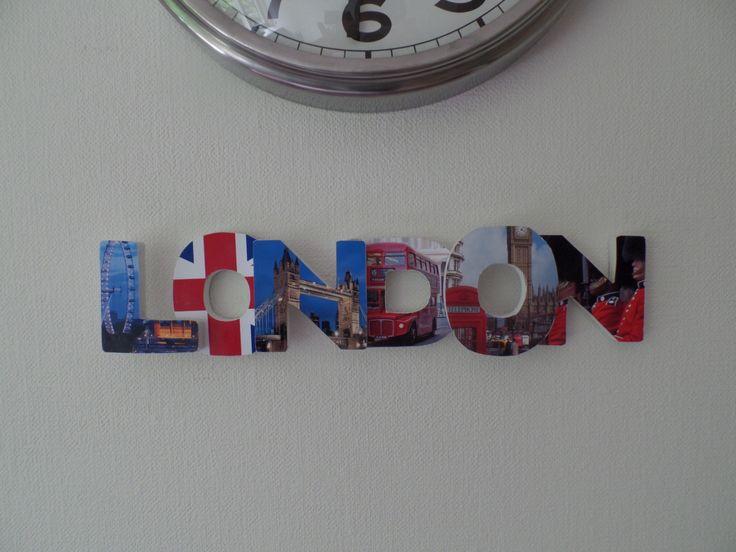 klok wereldtijd london