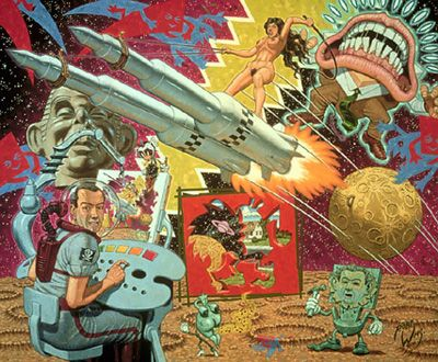 by Robert Williams