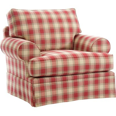 Broyhill 174 Emily Cottage Sofa In Celedon Cottage Chairs
