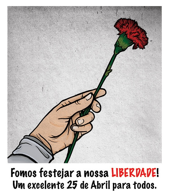 25 de Abril, SEMPRE! by Casa Ruim
