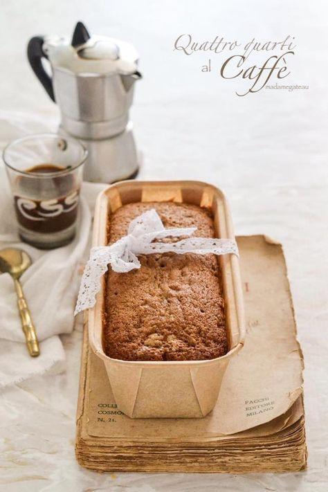 """Solo quattro ingredienti basi presenti nelle stesse proporzioni per infornare la torta """"quattro quarti"""", più semplice di così."""
