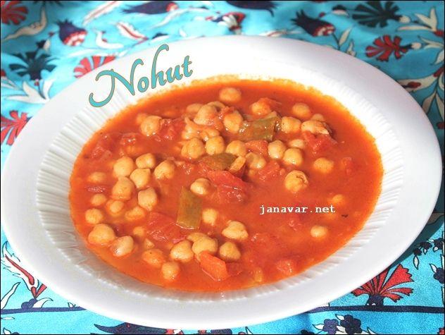 Nohut – Kichererbseneintopf Eine typisch türkische Suppe, die perfekt für kalte Herbsttage ist - und sooo yummie