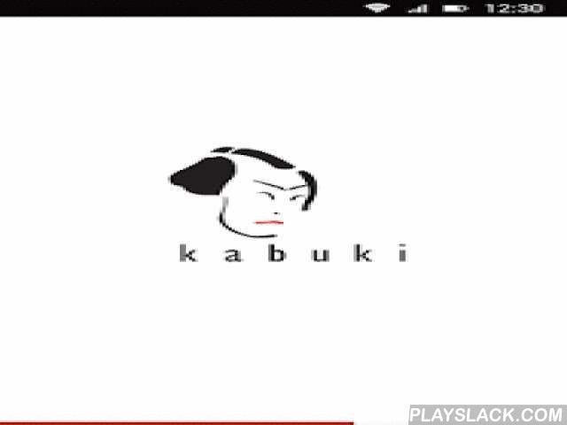 Kabuki  Android App - playslack.com ,  Предъявляйте бонусную карту при каждом заказе в ресторанах Kabuki и получайте баллы (кроме бизнес-ланчей).За накопленные баллы можно получить приятные подарки!Ваш первый подарок Вы сможете получить уже при следующем посещении.  О насKabuki- это потрясающий ресторан, вкусная еда, хорошая атмосфера, стильный дизайн, обширное меню. Здесь вы можете встретиться с друзьями, устроить романтический вечер, или просто отдохнуть после тяжелого рабочего дня. Ждем…