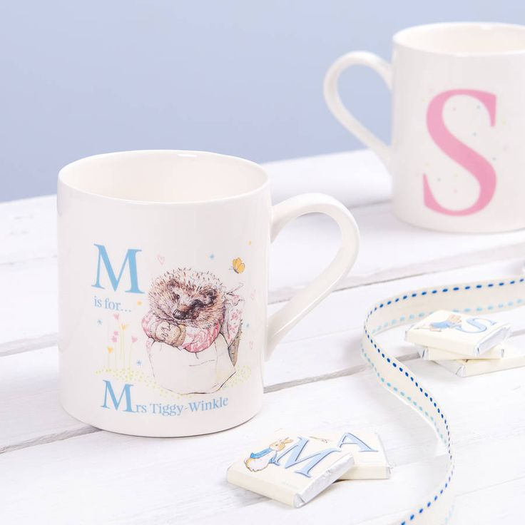 Are you interested in our Beatrix Potter Alphabet Mug And Chocolate? With our peter rabbit easter gifts you need look no further.