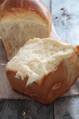 Une super découverte: l' Hokkaido pain japonais au lait super moelleux , vous le connaissez ? | On dine chez Nanou