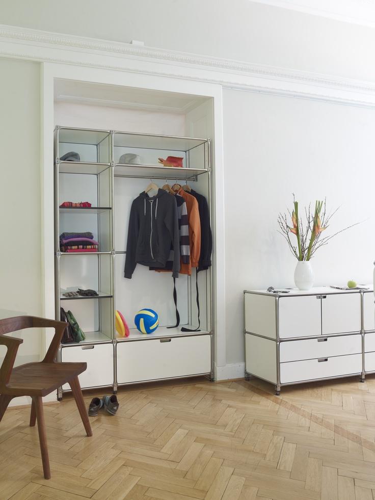 Home I Office I Interior I Furniture I Wardrobe & Sideboard by System 180 - Design Made in Berlin