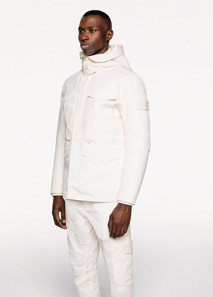Stone Island Ghost Pieces on stoneisland.com
