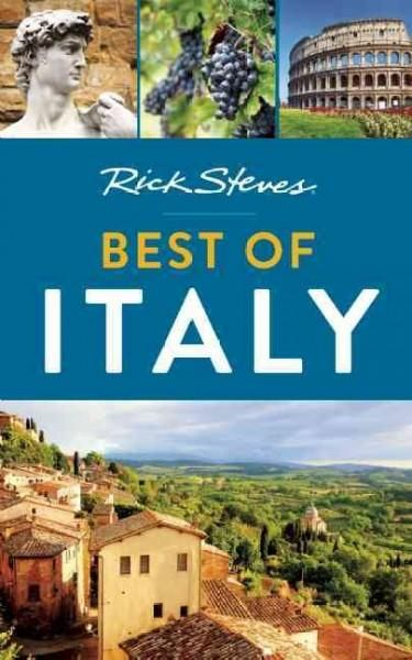 Other information is generally the same, especially compared to the complete Rick Steves Italy guidebook, which includes nearly all the hotels, restaurants, and nitty-gritty practical advice for Rome and its day trips that you'll find in the city book.