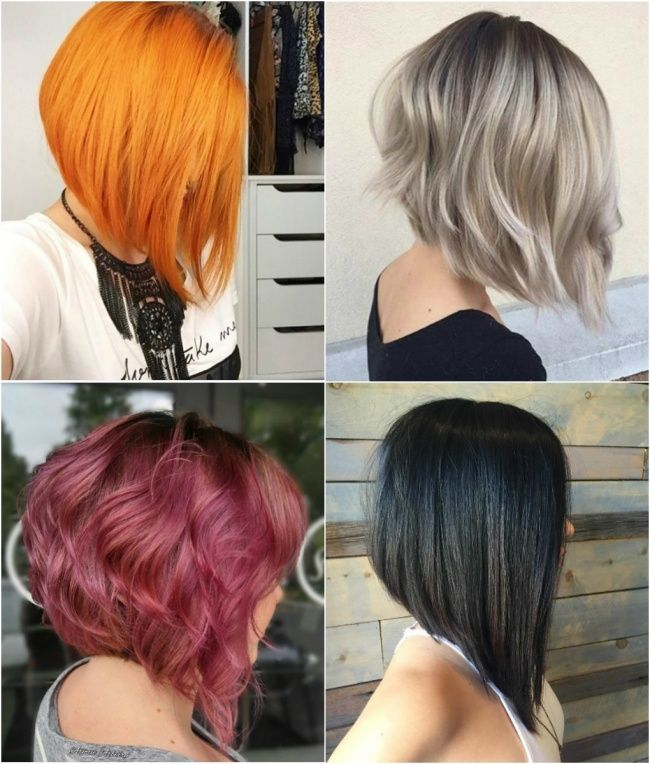 A medium-length bob: This one combines elegance with a casual appearance.