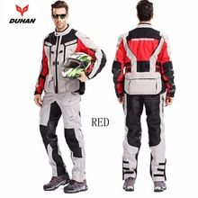 US $498.35 Free shipping 1set Mens Motorcycle Motorbike Jacket Waterproof Jacket Motocross Off-Road Racing Clothing Suits with 9pcs pads. Aliexpress product
