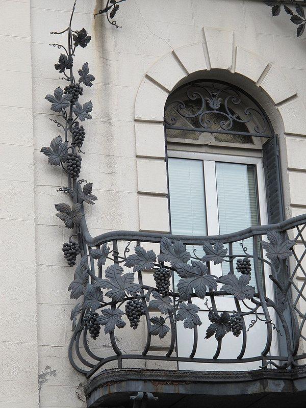 Atelier du Maître ferronnier Auguste Bernardin (1890 et 1920) - 30 rue Eugène Gilbert, Clermont-Ferrand (63)