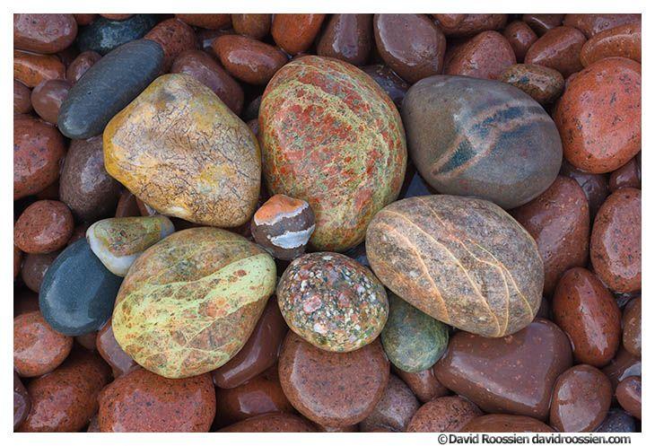 rock collecting of lake michigan | Lake Superior Stones, Keweenaw Peninsula, Eagle River, Michigan