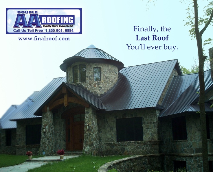 Residential Metal Roofing In Mcgregor Ontario By Double