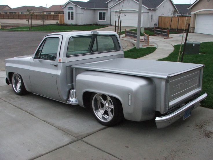 1987 Chevy Stepside | ... ... - The 1947 - Present Chevrolet & GMC Truck Message Board Network