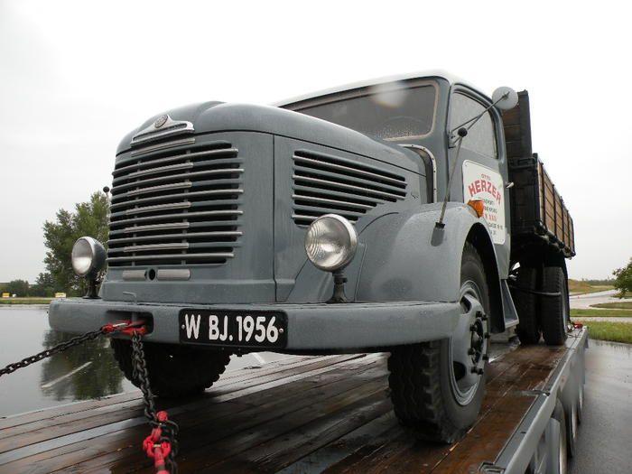 грузовой автомобиль штайер фото