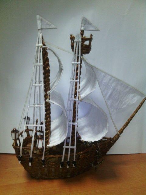 3-й мой кораблик
