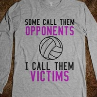 Volleyball Victims - Volleyball - Skreened T-shirts, Organic Shirts, Hoodies, Kids Tees, Baby One-Pieces and Tote Bags