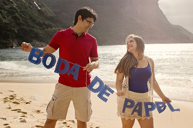 Ensaio inspiração para Bodas de papel | Foto: Bia Simplicio Fotografia